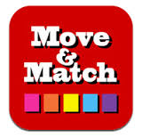 move and match