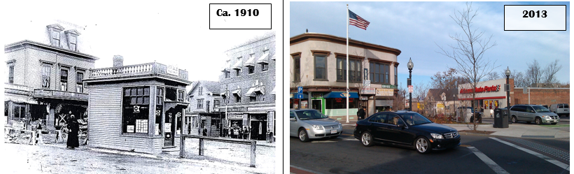kiosk then and now